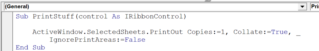 Create your Own Excel Ribbon Tab Using the UI Editor 32
